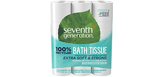 Seventh generation White - Toilet Paper