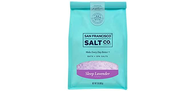 San Francisco Sleep - Bath Salts