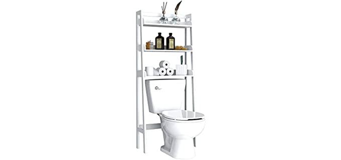 Utex Three Shelf - Over the Toilet Cabinet
