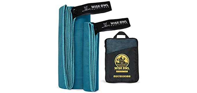 Wise Owl Compact - Camping Towels