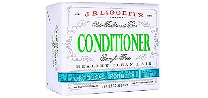 J.R Ligget's Plant Based - Solid Conditioner Bar